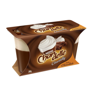 CHANDELLE CHANTILLY CHOCOLATE 200G