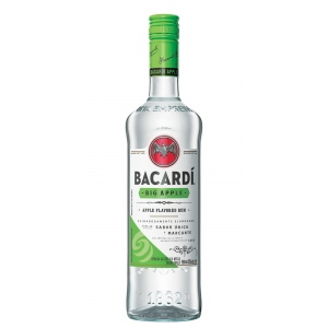 BACARDI BIG PINEA APPLE 750ML