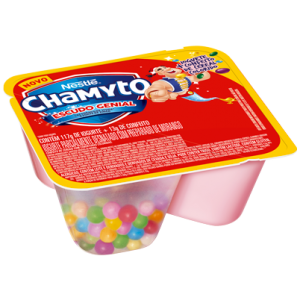 CHAMYTO MORANGO + CEREAL CHOCOLATE 117G