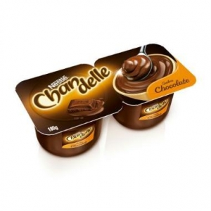 CHAN DELLE CHOCOLATE 180G