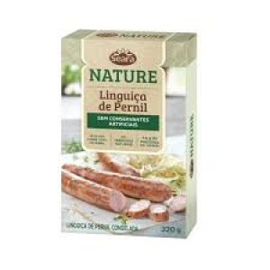 LINGUIÇA PERNIL NATURE 320G