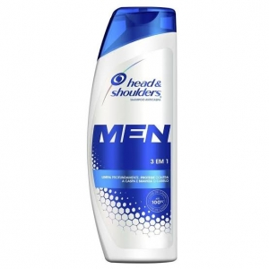 SHAMPOO HEAD & SHOULD 200ML 3 EM 1 MEN