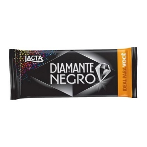 BARRA DE CHOCOLATE DIAMANTE NEGRO 90GR